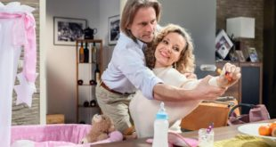 Natascha e Michael felici, Tempesta d'amore © ARD Christof Arnold