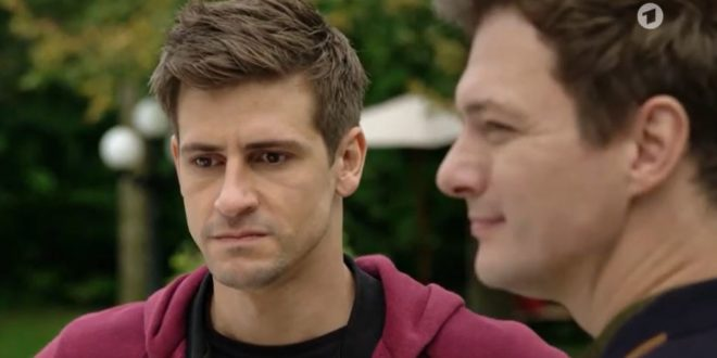 Paul e Henry, Tempesta d'amore © ARD Screenshot 1