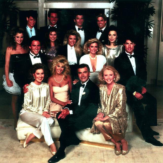 Beautiful, cast 1987