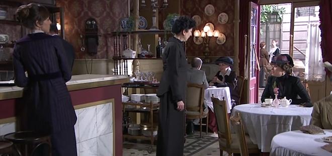 Felicia, Ursula e Genoveva