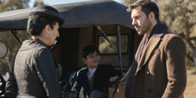 Ursula, Mateo e Felipe di Una vita