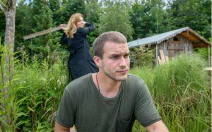 Ariane colpisce Tim, Tempesta d'amore © ARD Christof Arnold