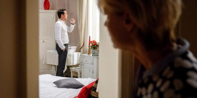 Linda scopre che Dirk può camminare, Tempesta d'amore © ARD Christof Arnold
