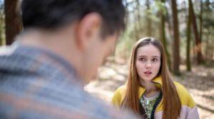 Robert confessa la verità a Valentina, Tempesta d'amore © ARD Christof Arnold