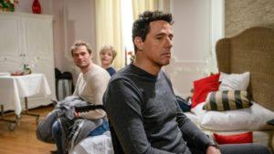 Steffen e Linda fanno visita a Dirk, Tempesta d'amore © ARD Christof Arnold