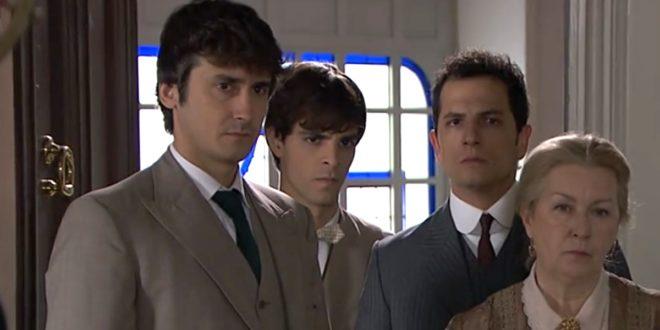 Liberto, Emilio, Antonito, Susana