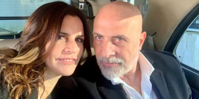 Nadia Carlomagno e Lello Giulivo