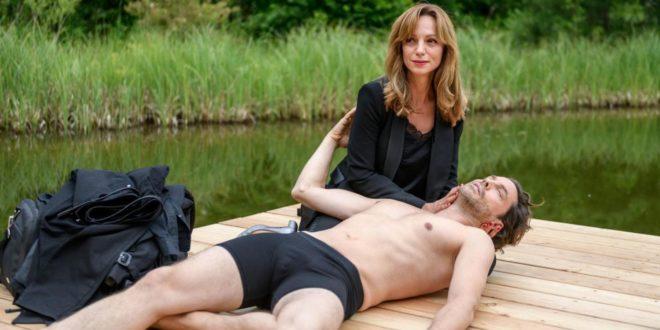 Karl collassa davanti ad Ariane, Tempesta d'amore © ARD Christof Arnold