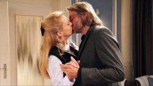 Rosalie e Michael innamorati, Tempesta d'amore © ARD Elke Werner