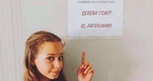 Giulia Patrignani è Serena Conti a Il paradiso delle signore