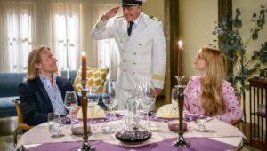 Andre organizza una cena per Michael e Rosalie, Tempesta d'amore © ARD/Christof Arnold