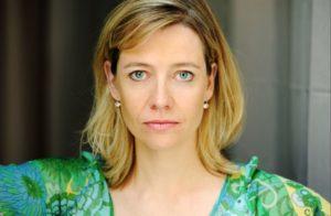 Antje Mairich interpreta Leentje van Straaten, Tempesta d'amore © Jennifer Frey