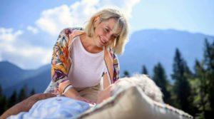Leentje si prende cura di Andre, Tempesta d'amore © ARD Christof Arnold