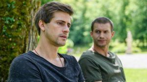 Paul e Tim,Tempesta d'amore © ARD Christof Arnold