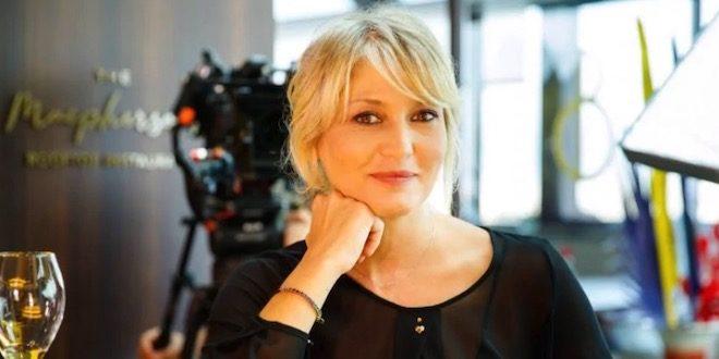 Chiara Conti è Lara Martinelli a Un posto al sole