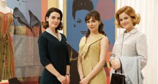 Clelia, Marta e Gabriella de Il paradiso delle signore