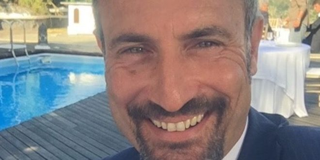 Giorgio Borghetti è Fabrizio Rosato a Un posto al sole