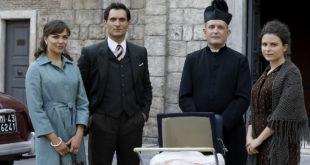 Marta, Vittorio, Don Saverio e Daniela / Il paradiso delle signore