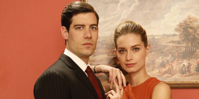 Riccardo e Ludovica / Il paradiso delle signore