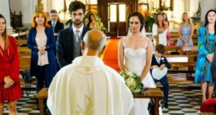 Un posto al sole / nozze Niko - Susanna