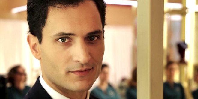 Vittorio Conti (interpretato da Alessandro Tersigni)