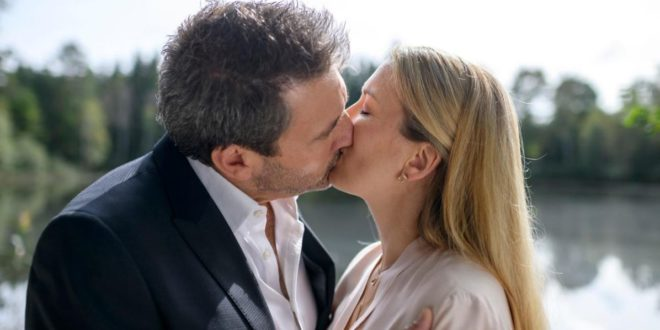Christoph e Selina si baciano, Tempesta d'amore © ARD Christof Arnold