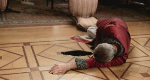 La morte di Alfredo Bryce a Una vita / Foto Boomerang tv