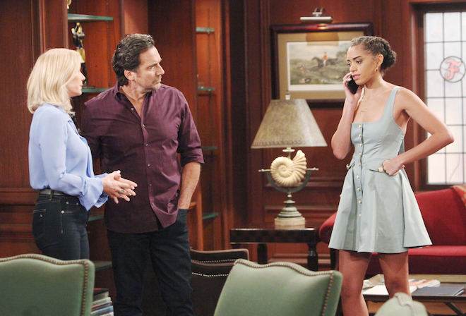 Brooke, Ridge, Zoe