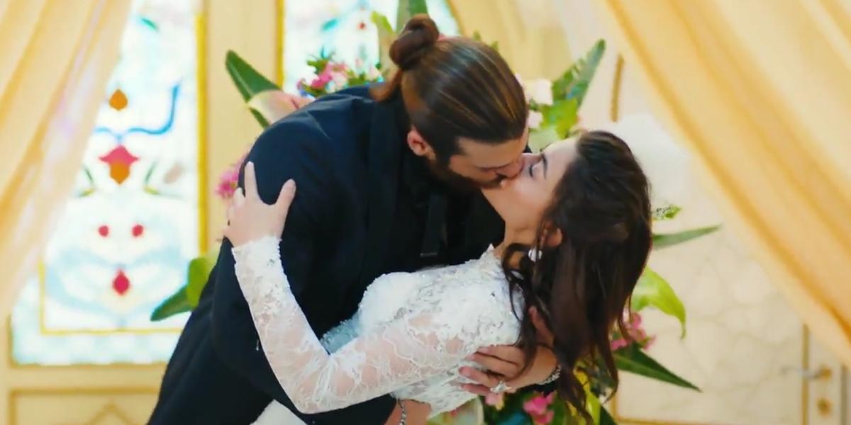 Risultato immagini per daydreamer puntata 118 le nozze di leyla ed emre