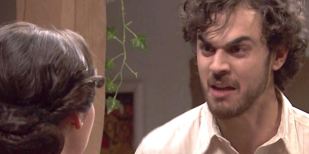 Il Segreto anticipazioni: Matias capisce che Marcela è stata l'amante di Tomas