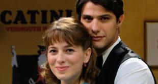 Roberta e Marcello de Il paradiso delle signore