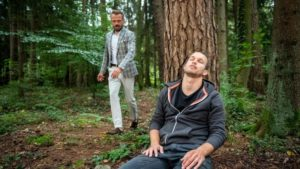 Erik trova Tim senza sensi, Tempesta d'amore © ARD Christof Arnold