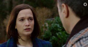 Eva affronta Robert, Tempesta d'amore © ARD Screenshot