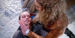 Franzi trova Tim in fin di vita, Tempesta d'amore © ARD Christof Arnold