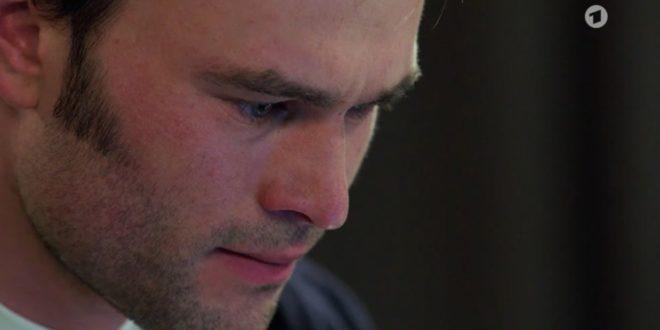 Steffen deve decidere se scagionare Franzi, Tempesta d'amore © ARD Screenshot