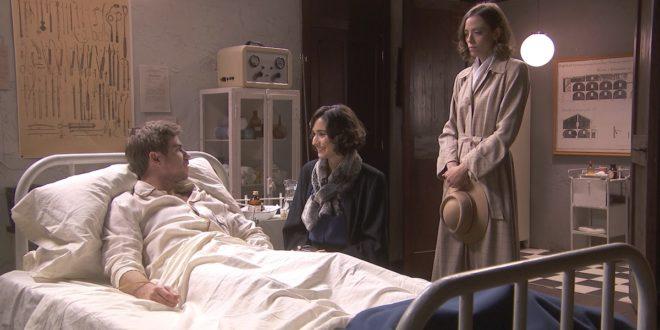 Adolfo, Rosa e Marta de Il segreto