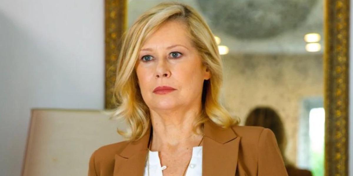 Mariella Valentini è Barbara Filangieri a Un posto al sole