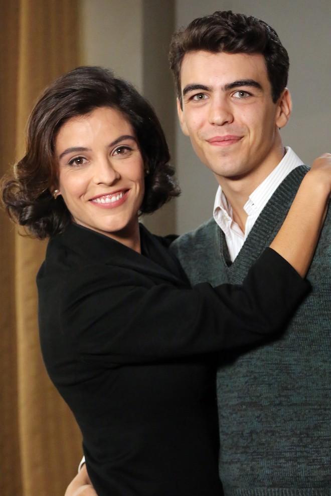 Caterina Bertone e Andrea Savorelli de Il paradiso delle signore