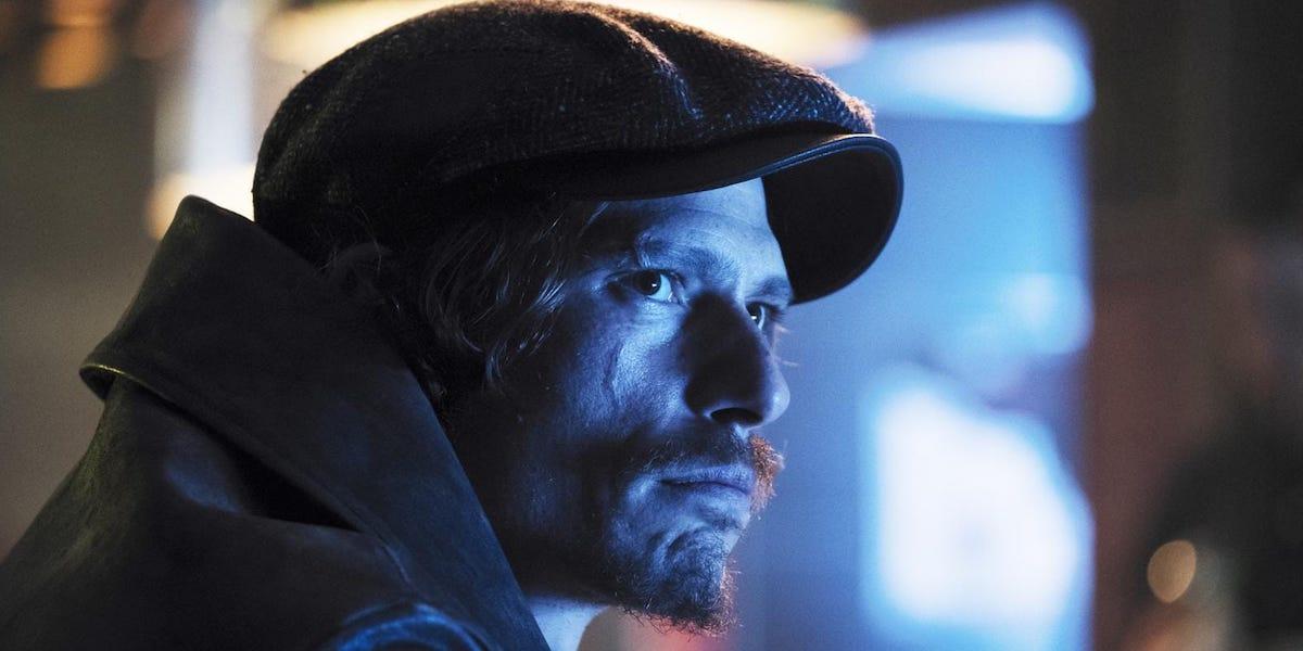 L'ALLIGATORE, nuova fiction crime di Rai 2 da mercoledì 25 novembre