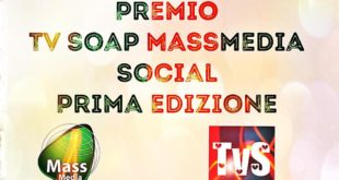 Premio Tv Soap Massmedia social