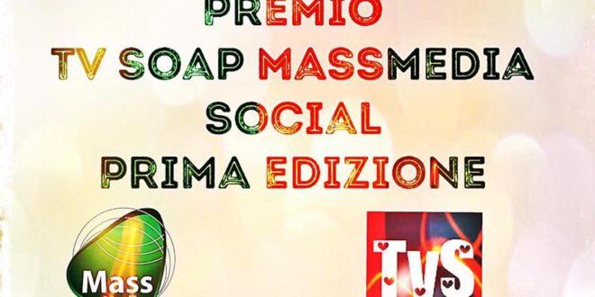 Premio Tv Soap Massmedia social