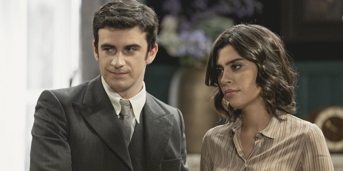 Tomas e Alicia / Il segreto