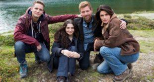 Il cast di VITE IN FUGA, nuova fiction Rai