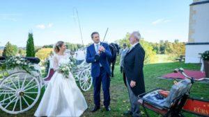 Christoph salva il matrimonio di Tim e Franzi, Tempesta d'amore © ARD Christof Arnold