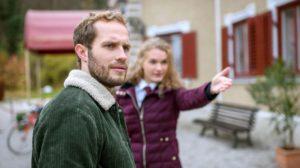 Florian e Maja, Tempesta d'amore © ARD Christof Arnold
