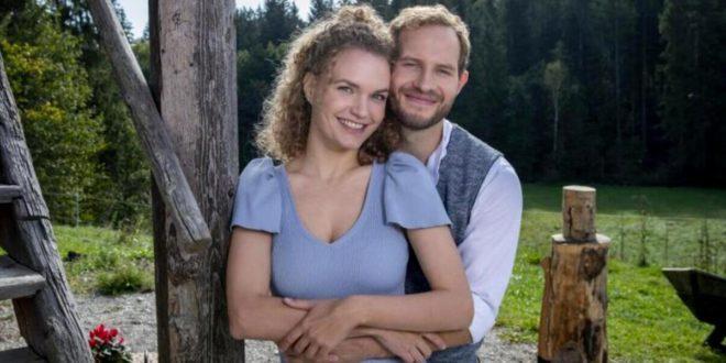 Florian e Maja protagonisti 17isma stagione, Tempesta d'amore © ARD Christof Arnold (1)