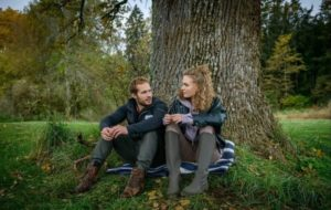 Florian e Maja si confidano, Tempesta d'amore © ARD Christof Arnold