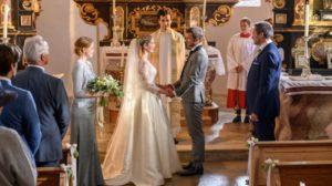 Il matrimonio di Tim e Franzi, Tempesta d'amore © ARD Christof Arnold