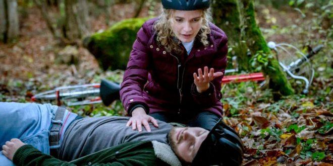 Maja e Florian hanno un incidente, Tempesta d'amore © ARD Christof Arnold
