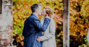 Robert e Cornelia si baciano in sogno, Tempesta d'amore © ARD Christof Arnold (4)